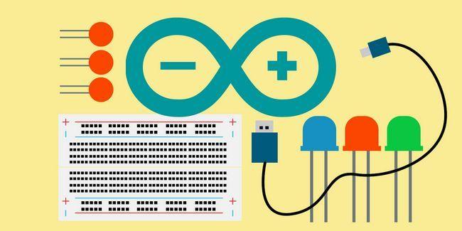 ¿Qué hay en tu kit de inicio arduino? [Principiantes de arduino]